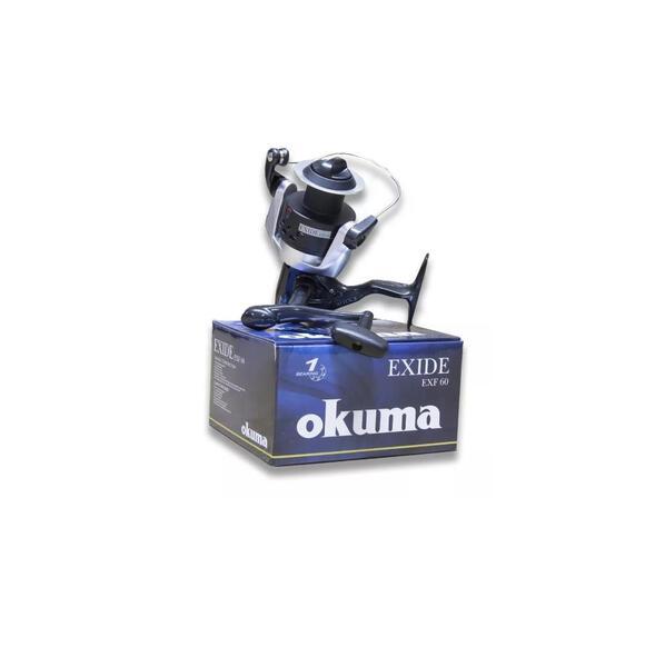 Reel frontal Okuma EXIDE EXF60
