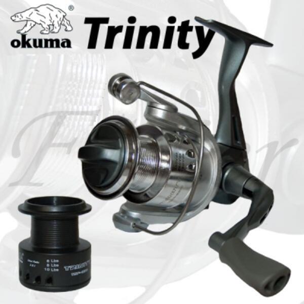 Reel frontal Okuma TRINITY TNR-340