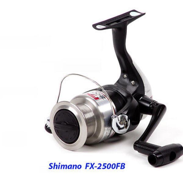Reel frontal Shimano FX4000FB