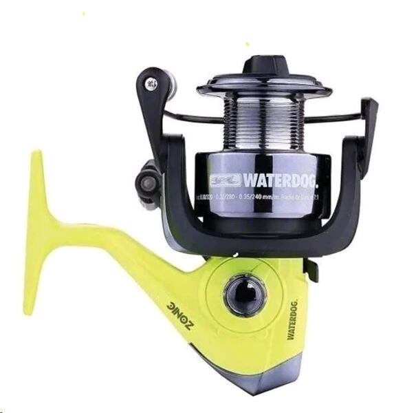 Reel frontal Waterdog Zonic 2 rulemanes