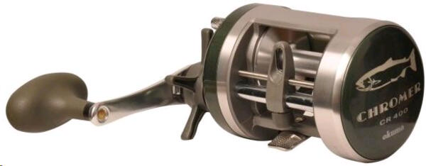 Reel rotativo Okuma CHROMER CR-400