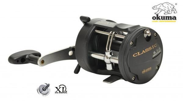 Reel rotativo Okuma CLASSIC CLX-450LA