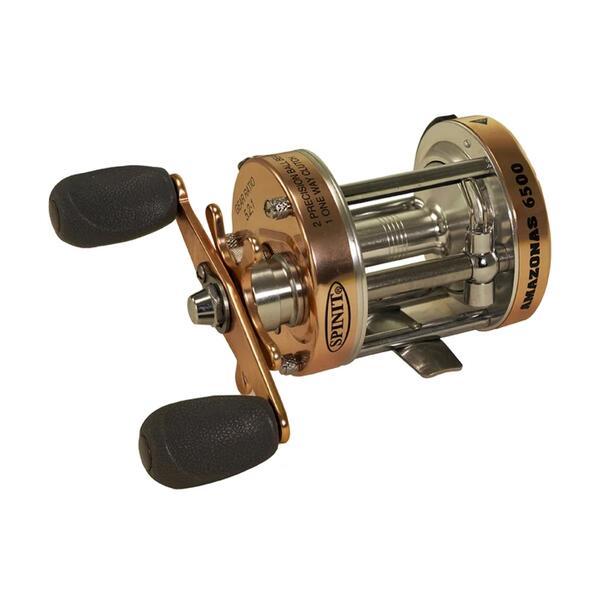 Reel rotativo Spinit AMAZONAS 6500
