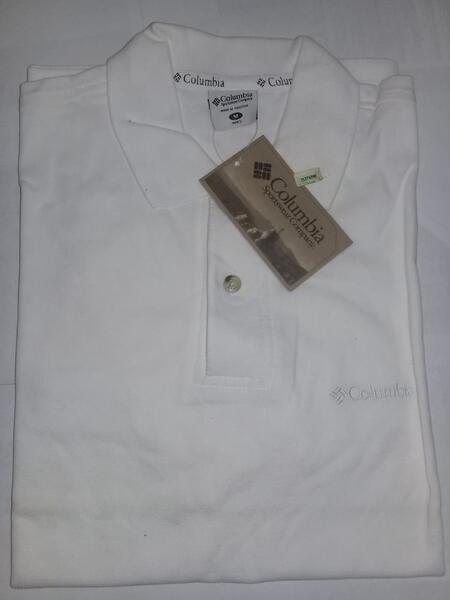 Remera Colu. h. PACIFIC GROVE S/S White
