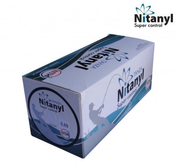 Tanza Nitanyl super control 1mm x 100mt  NATURAL