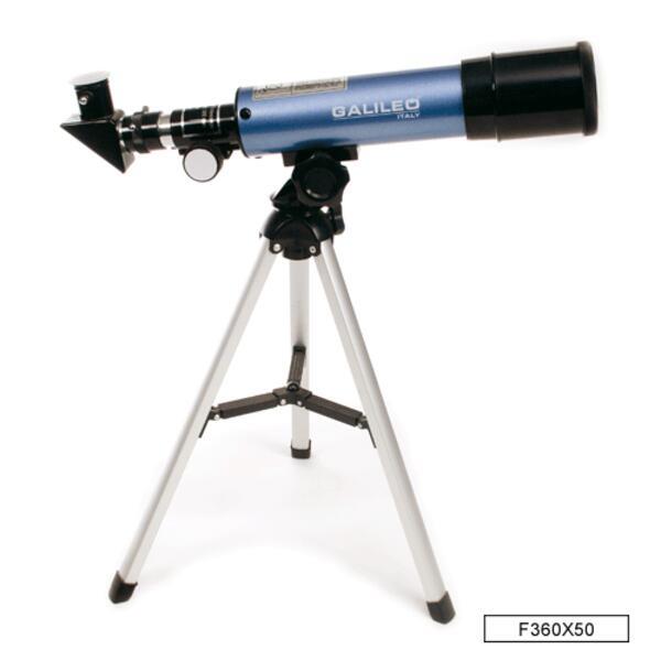 Telescopio F360x50n Con Tripode