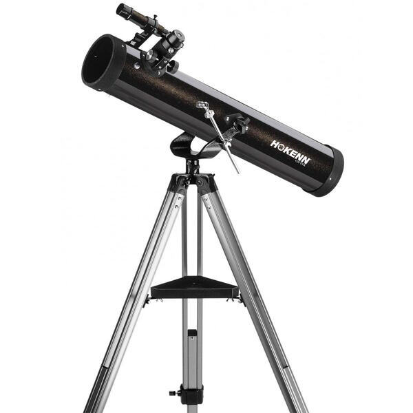 Telescopio Hokenn refractor H D76mm DF700mm Alta Azim H76700AZ1