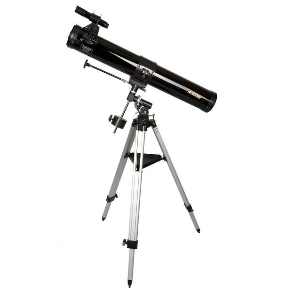 Telescopio Hokenn refractor H D76mm DF900mm Ecuatorial H76900EQ1