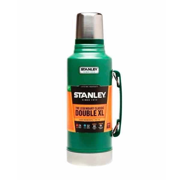 Termo Stanley Double XL 1,9 lt cc verde c/manija (PA)