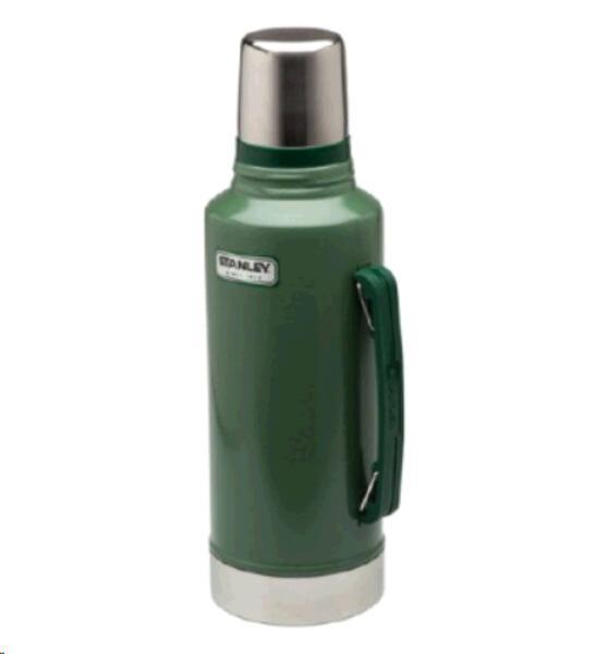 Termo Stanley DOUBLE XL 1900 cc verde c/manija (BA)
