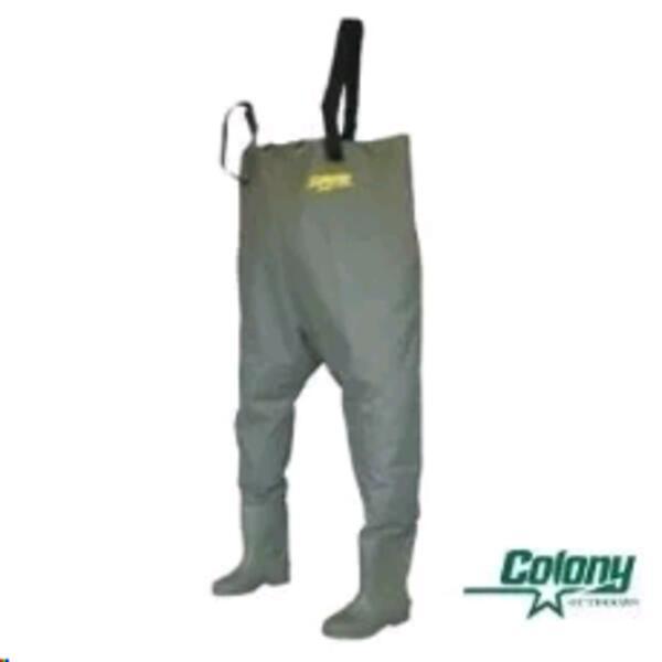 Wader Colony Pvc/nylon C/bota