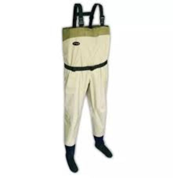 Wader Lexus nylon con media